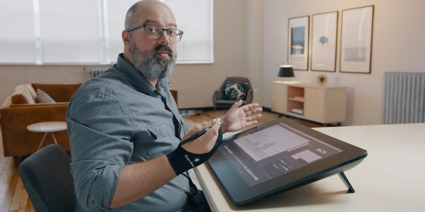 絵コンテ作家マイク・モリスがStoryBoard Proを使い続ける理由とは